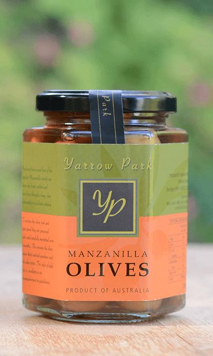 Manzanilla Table Olives